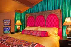 Indian inspired bedroom Decor   Home and Hearth   Pinterest ...