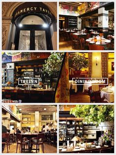 Gramercy Tavern And Dining Room New York City 42 East