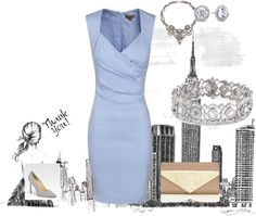 """""""Town of Elegance"""" by prepster-nyc1 ❤ liked on Polyvore"""