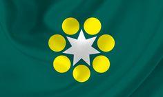 Golden Wattle Flag _ Preliminary idea © 2016 The Golden Wattle Flag