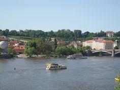 Point de vue Pont Charles