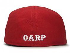 hiroshima toyo carp scarlet 59fifty fitted baseball cap new era npb