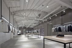 Theory Store by Nendo, Los Angeles – California » Retail Design Blog