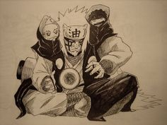 Jiraiya Sage Mode by minhquach94.deviantart.com on @deviantART