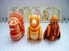 Kinder surprise vintage toys lot of 3 by KinderSurpriseCool – Modern