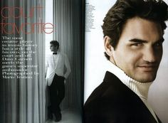 Roger Federer - SO SMOKING HOT!!!!!