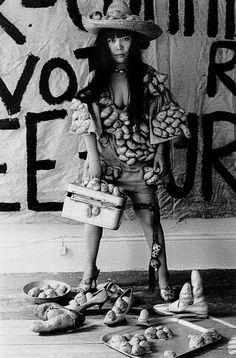 Yayoi Kusama, High Priestess of Polka Dots