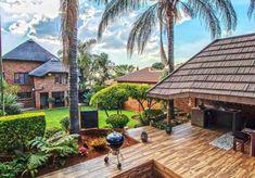Authentic and stylish living in Pretoria for R2.499 million. Pretoria, Patio, Live, Stylish, Hot, Outdoor Decor, Home Decor, Homemade Home Decor, Yard