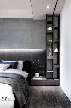 Trendy bedroom black and white gray Ideas Room, Interior, Home, Home Bedroom, Bedroom Design, Bedroom Hotel, Luxurious Bedrooms, Minimalist Bedroom, Modern Bedroom
