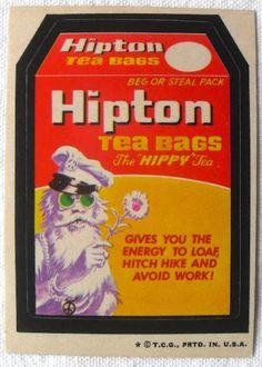 Hipton Tea Bags