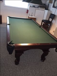 A American Heratige Billiards Kensington Pool Table Sold Used - Kensington pool table