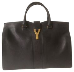 Saint Laurent Black Satchel. Save 16% on the Saint Laurent Black Satchel! This satchel is a top 10 member favorite on Tradesy. See how much you can save