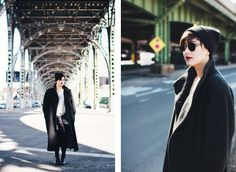 Barnard Bulletin March Cover Shoot | Photographer: Esther Jung | Model: Sarah Esser | Stylists: Mora Grehl & Jordana Roat | Makeup Artist: Jessie Alvaro