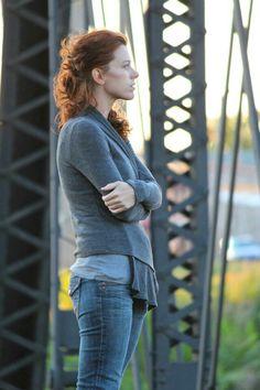 Elizabeth Ann Roberts (Amber Hewson) - Old Fashioned (2015) directed and written by Rik Swartzwelder