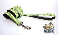 Happy Pet Leash  Handmade Chevron Stripe Dog Leash by happypettag