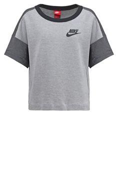 sports shoes 1184f 9d6ce Nike Sportswear Sweatshirt - white black for £40.00 (25 03 16