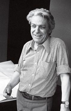 João Batista Vilanova Artigas,brasilian architect(modernist) 1975, no Rio de Janeiro, RJ (Foto: Arquivo/Agência O Globo)