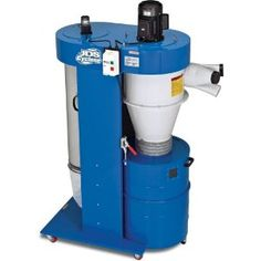 JDS Company 14060 Cyclone 3100-CK, 3-Horsepower, 2300 CFM, Cyclone Dust Collector, 220-Volt 1-Phase (Tools & Home Improvement)  http://www.amazon.com/dp/B00169L6UC/?tag=pinterestamzn-20