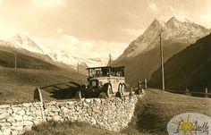 Car postal sortie d'Evolène Monument Valley, Travel, Image, Future, Switzerland, Exit Room, Viajes, Destinations, Traveling