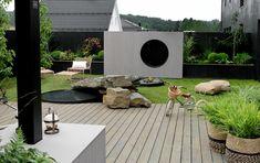 TV GARDEN DESIGN – TV2 2021 Outdoor Rooms, Outdoor Gardens, Outdoor Decor, Garden Landscape Design, Garden Landscaping, Scandinavian Garden, Garden Inspiration, Pergola, Patio