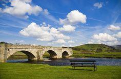 Burnsall, Yorkshire, England