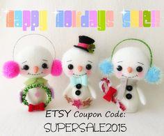 Gingermelon Dolls: Happy Holidays Sale!