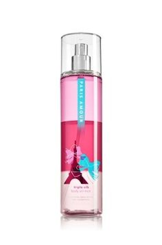 Bath & Body Works® Triple Silk Body Oil Mist Paris Amour