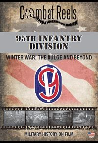 95th Infantry Division Winter War Europe DVD $24.99