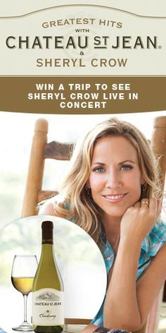 Win a trip to see Sheryl Crow Live in Concert