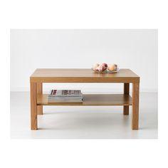 LACK Sohvapöytä, tammikuvio 90x55 cm tammikuvio