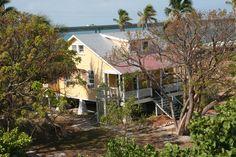 House on Pigeon Key, Florida Keys