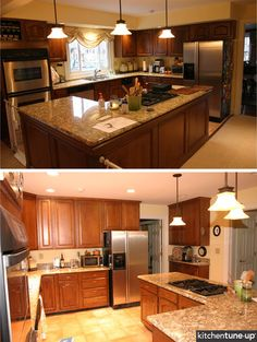 cabinet traditional kitchen cabinetry barber barber floor brick tile flooring bathroom ideas tiles design
