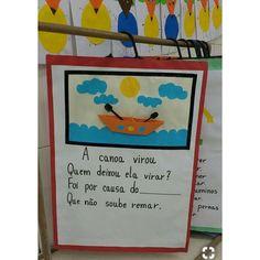 Nenhuma descrição de foto disponível. Kindergarten Classroom, Classroom Themes, Reading Activities, Activities For Kids, Diy Home Crafts, Crafts For Kids, Smash Book Inspiration, Creative Arts And Crafts, Cardboard Crafts