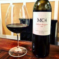 MC4 Cabernet Sauvignon #wine #cabernet #napa #napavalley