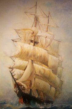 Ship 1 by moby513.deviantart.com on @deviantART