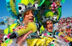 Coso apoteosis del Carnaval de Santa Cruz de Tenerife 2016