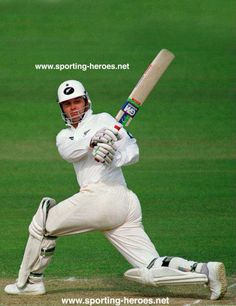 Martin Crowe - New Zealand - Test Profile (Part 2) 1990s