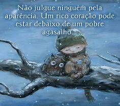 Post #FALASÉRIO! : COMO JÁ ACONTECEU COMIGO, NÃO FAÇA JULGAMENTO !