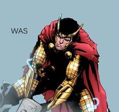 I was worthy: part 2 Loki Agent of Asgard