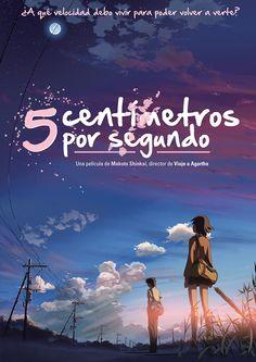 5 centímetros por segundo (2007) Makoto Shinkai