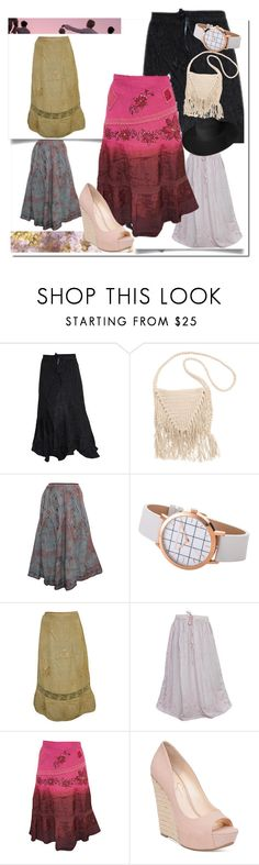 WOMEN'S BOHO GYPSY LONG SKIRTS by baydeals on Polyvore featuring Jessica Simpson, Billabong and Dorfman Pacific  http://www.polyvore.com/womens_boho_gypsy_long_skirts/set?id=198205720  #skirts #womenskirts #longskirts #bohoskirts #bohemian #hippie #gypsyskirts