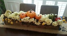 My Fall Centerpiece