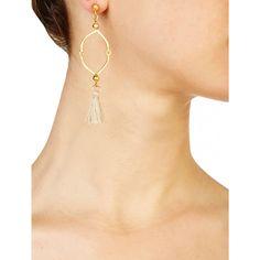 MARY GAITANI | Earrings Gold Plated | WECREATEHARMONY.COM