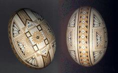 Brown Eggs, Ukrainian Easter Eggs, Egg Designs, Egg Art, Egg Decorating, Crafty, Household, Decorations, Culture