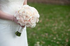 champagne, blush, ivory bouquet - pretty, but trying to avoid this.
