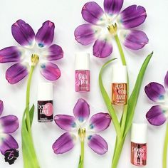 Getting our lips and cheeks ready for #Spring. #benefitbeauty