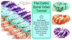 Flat Cellini Spiral Video Tutorial