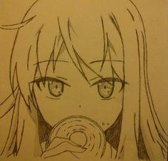 Shiina Mashiro (Sakurasou no pet na kanojo) by VongolaVerX on ...