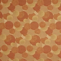 The KC783 upholstery fabric by KOVI Fabrics features Contemporary, Abstract or Geometric pattern and Coral or Orange or Persimmon, Gold or Yellow as its colors. It is a Damask or Jacquard type of upholstery fabric and it is made of 45% Cotton, 44% Polyester material. It is rated Exceeds 50,000 double rubs (heavy duty) which makes this upholstery fabric ideal for residential, commercial and hospitality upholstery projects. This upholstery fabric is 54 inches wide and is sold by the yard in…