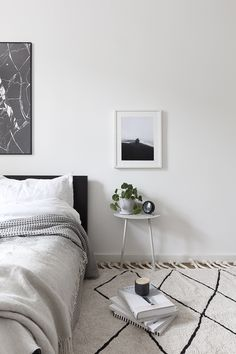 via @aesencecom / minimal bedroom
